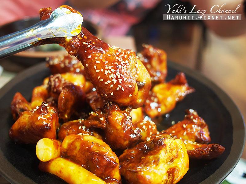 烤頂雞韓式烤雞17