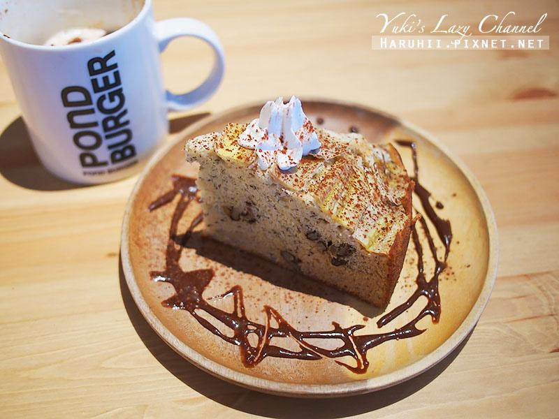 POND BURGER CAFE30