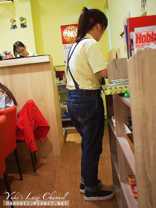 兵工廠美式漢堡小小兵餐廳19