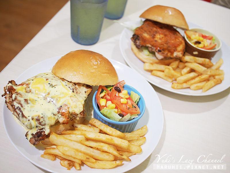 兵工廠美式漢堡小小兵餐廳26