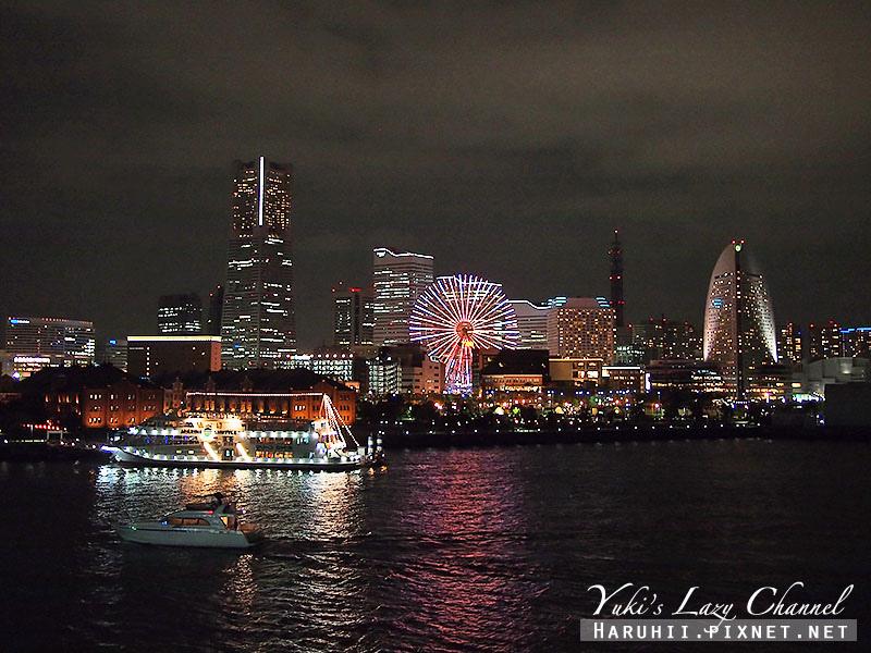 橫濱港大棧橋橫濱夜景19