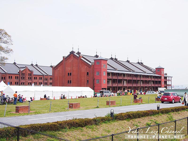 橫濱紅磚倉庫赤煉瓦倉庫9