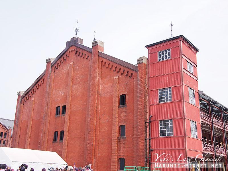 橫濱紅磚倉庫赤煉瓦倉庫13