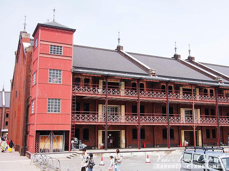 橫濱紅磚倉庫赤煉瓦倉庫15