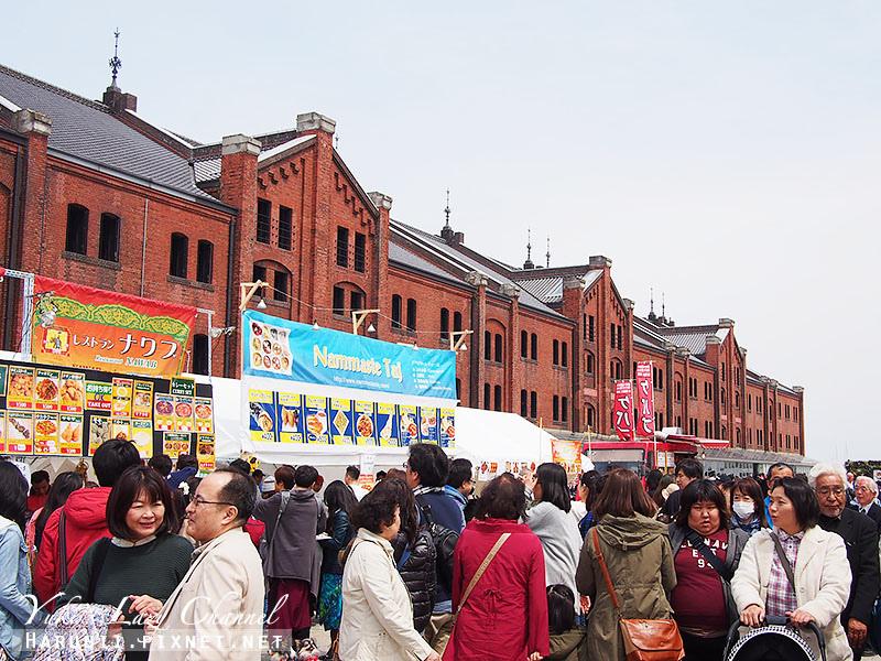 橫濱紅磚倉庫赤煉瓦倉庫19