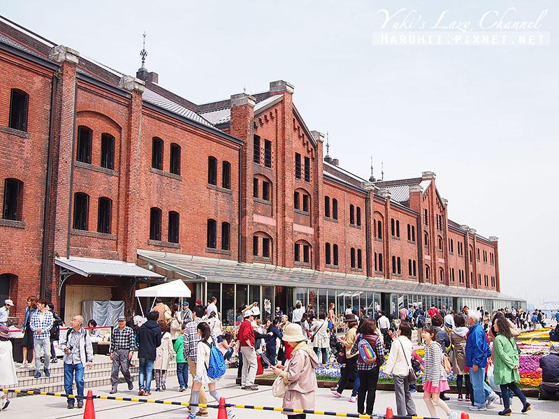 橫濱紅磚倉庫赤煉瓦倉庫20
