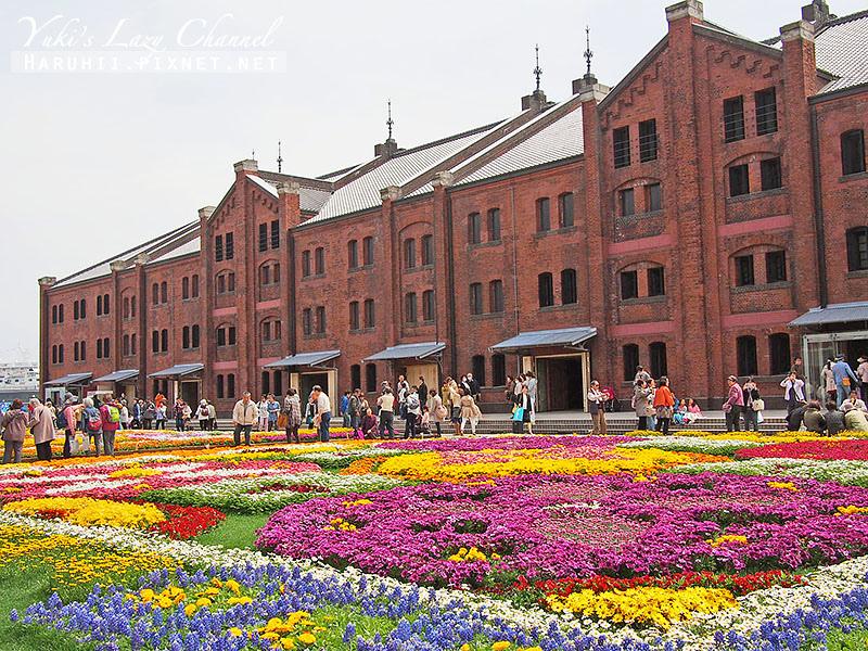 橫濱紅磚倉庫赤煉瓦倉庫21