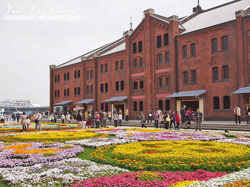 橫濱紅磚倉庫赤煉瓦倉庫22