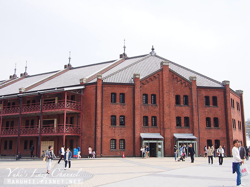 橫濱紅磚倉庫赤煉瓦倉庫33