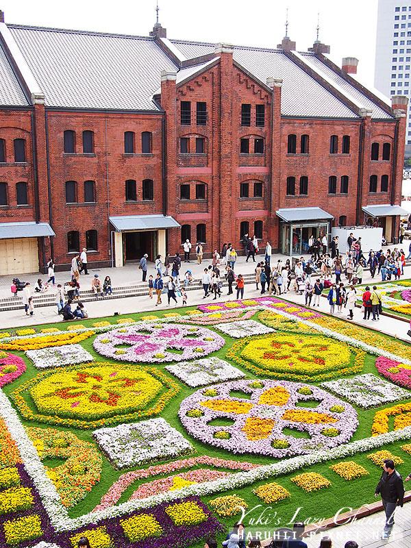橫濱紅磚倉庫赤煉瓦倉庫43