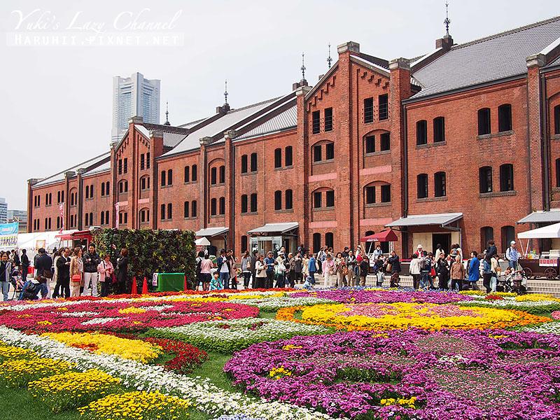 橫濱紅磚倉庫赤煉瓦倉庫