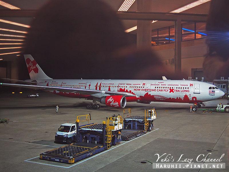 AirAsia直飛峇里島(巴里島)商務艙1