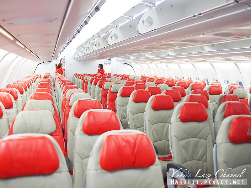 AirAsia直飛峇里島(巴里島)商務艙6