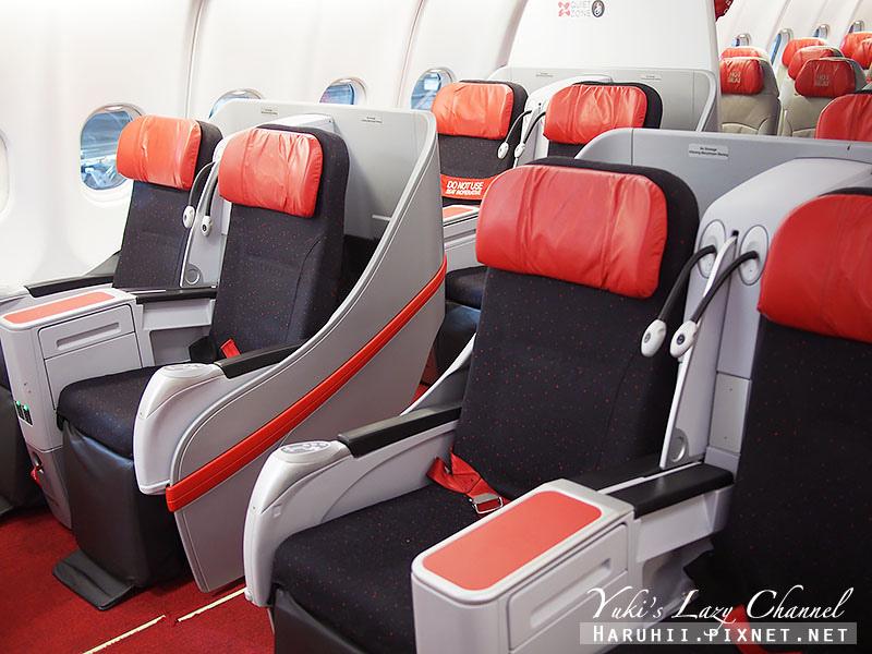 AirAsia直飛峇里島(巴里島)商務艙7