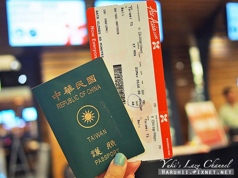 AirAsia直飛峇里島(巴里島)商務艙9