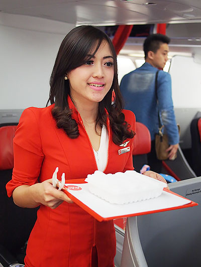 AirAsia直飛峇里島(巴里島)商務艙16