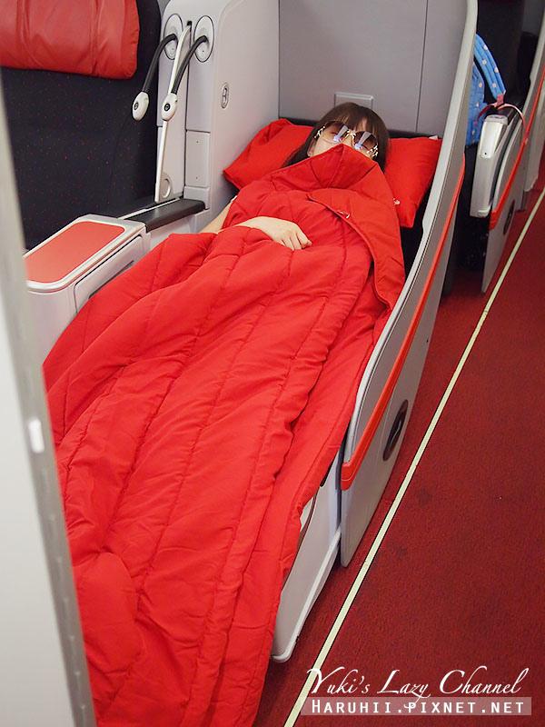 AirAsia直飛峇里島(巴里島)商務艙19