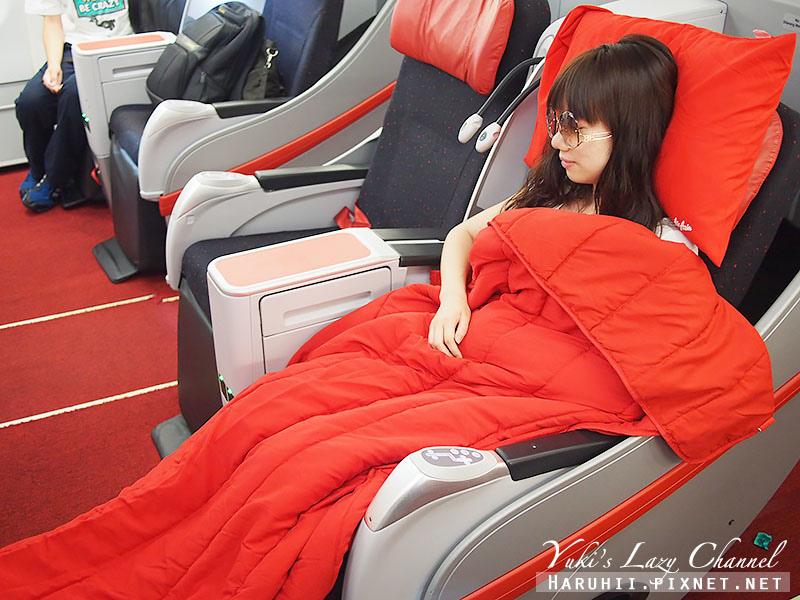 AirAsia直飛峇里島(巴里島)商務艙22
