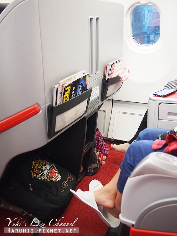 AirAsia直飛峇里島(巴里島)商務艙24