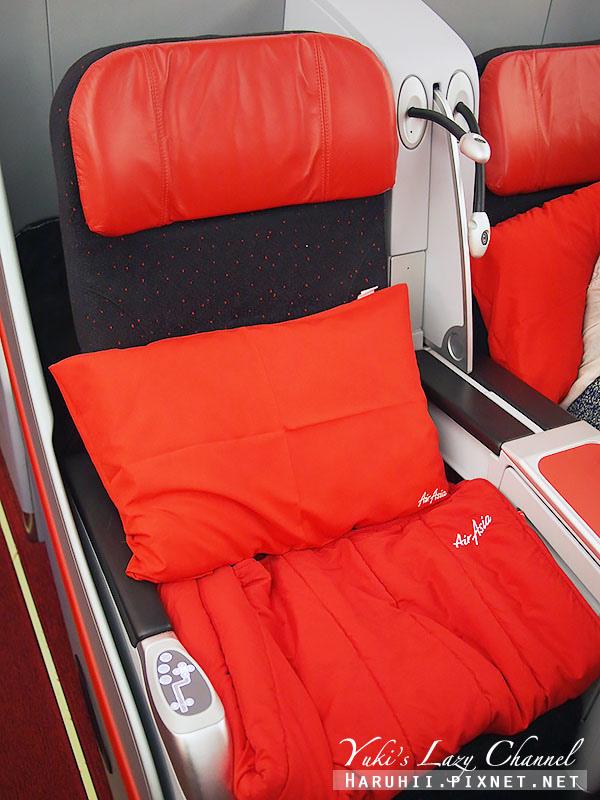 AirAsia直飛峇里島(巴里島)商務艙31