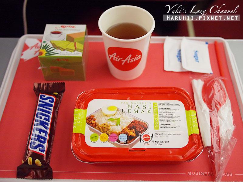 AirAsia直飛峇里島(巴里島)商務艙32