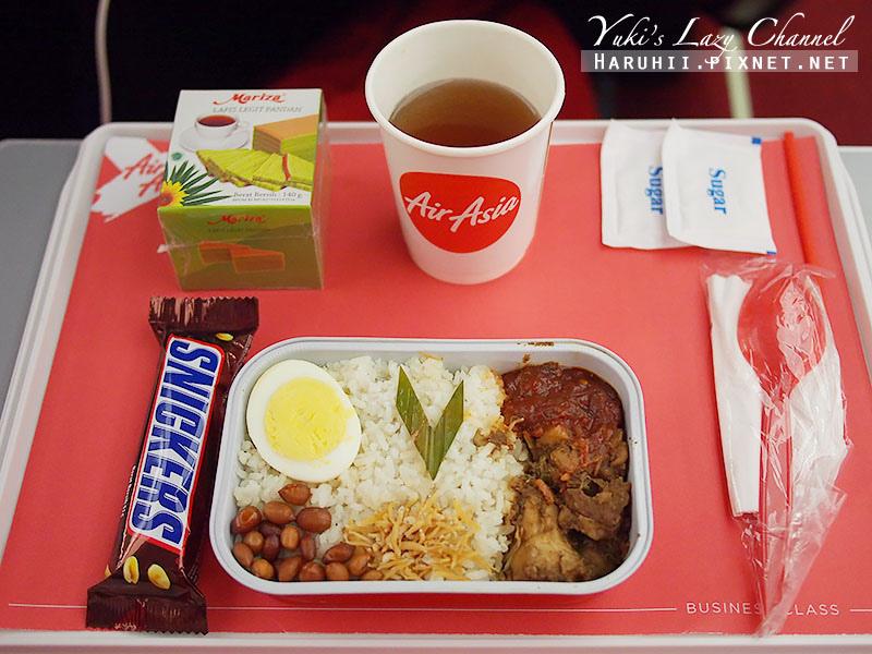 AirAsia直飛峇里島(巴里島)商務艙33