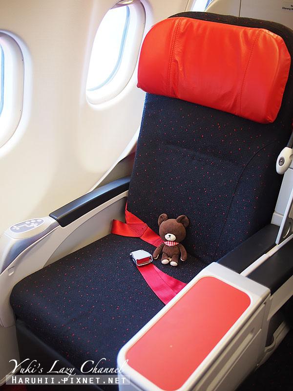 AirAsia直飛峇里島(巴里島)商務艙54