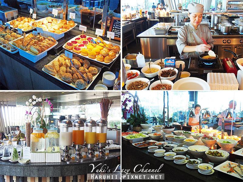 Rimba jimbaran bali峇里島金巴蘭森林酒店to'ge早餐