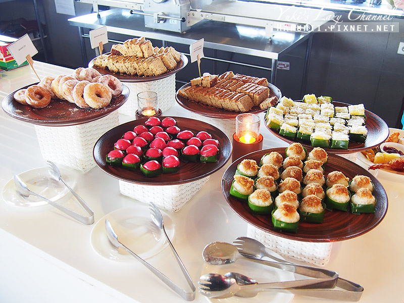 Rimba jimbaran bali峇里島金巴蘭森林酒店to'ge早餐4