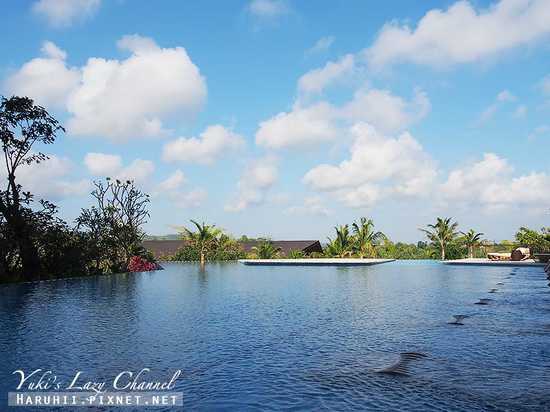 Rimba jimbaran bali峇里島金巴蘭森林酒店泳池