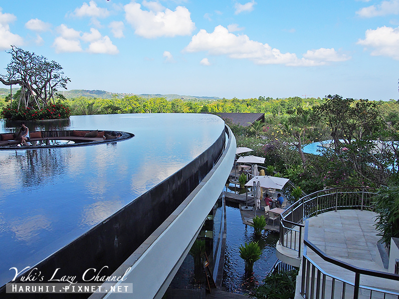Rimba jimbaran bali峇里島金巴蘭森林酒店lobby5