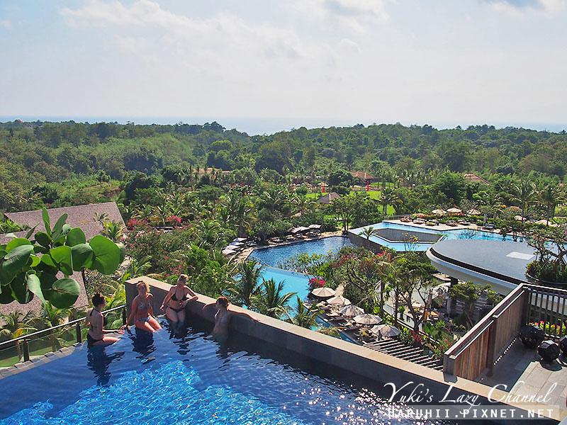 Rimba jimbaran bali峇里島金巴蘭森林酒店10