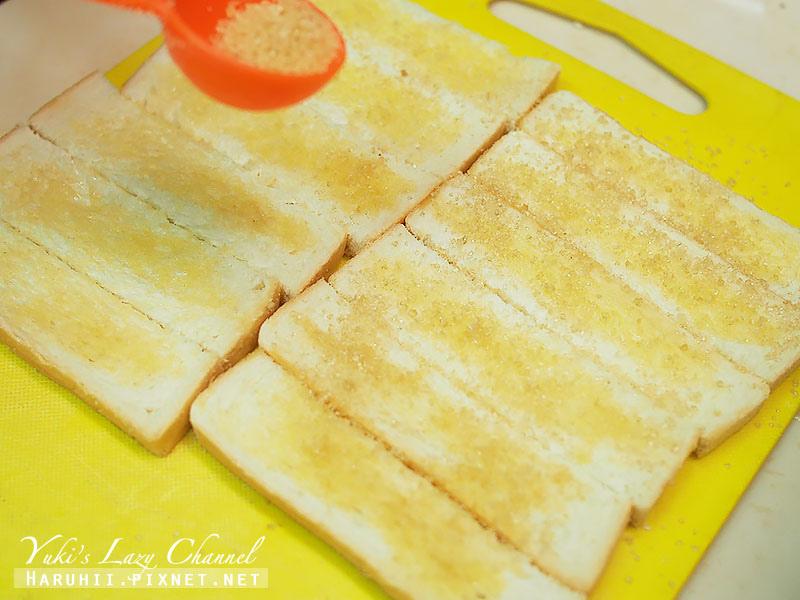 楓糖奶油酥條9