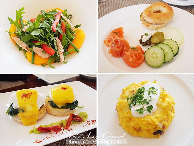 AYANA Resort VILLA早餐2