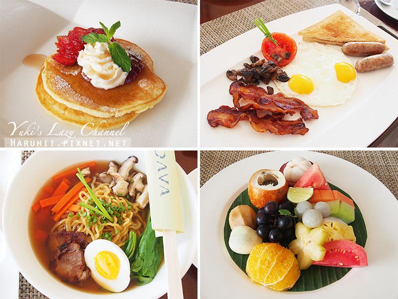 AYANA Resort VILLA早餐3