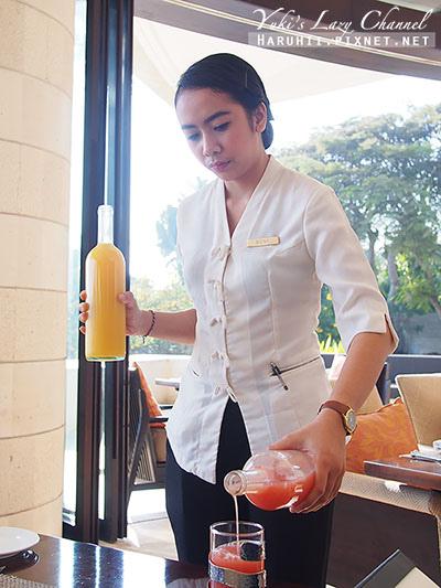 AYANA Resort VILLA早餐4