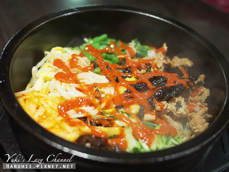 公館韓天閣韓式料理5