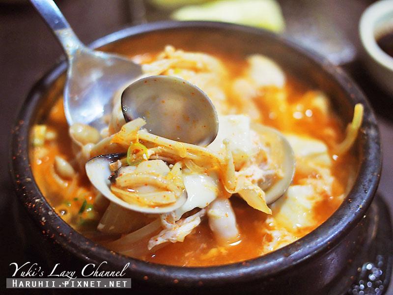 公館韓天閣韓式料理15