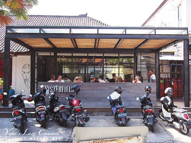 峇里島咖啡sisterfields