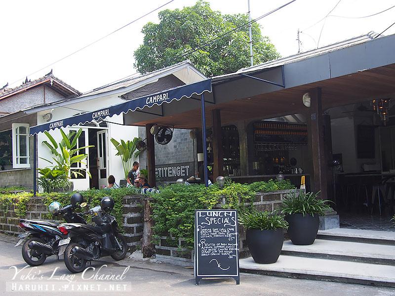 峇里島美食咖啡推薦PETITENGET1