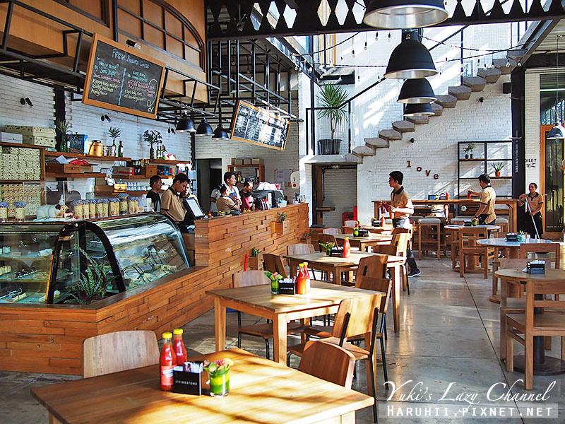 峇里島美食咖啡推薦LIVINGSTONE