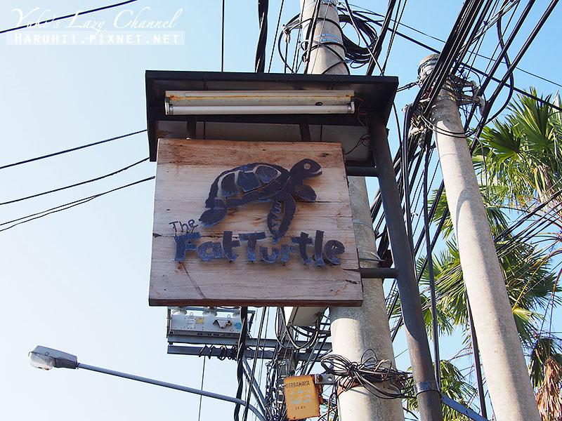 峇里島美食咖啡推薦FAT TURTLE1