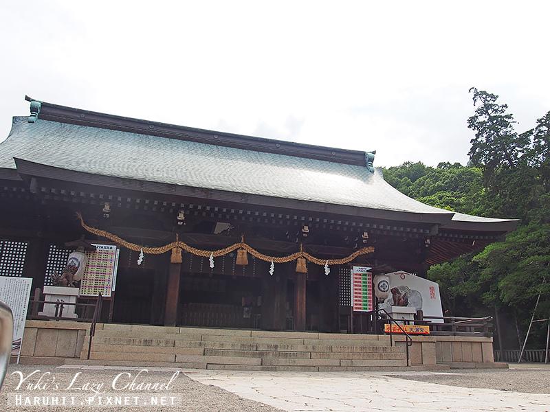 岡山吉備津彥神社3