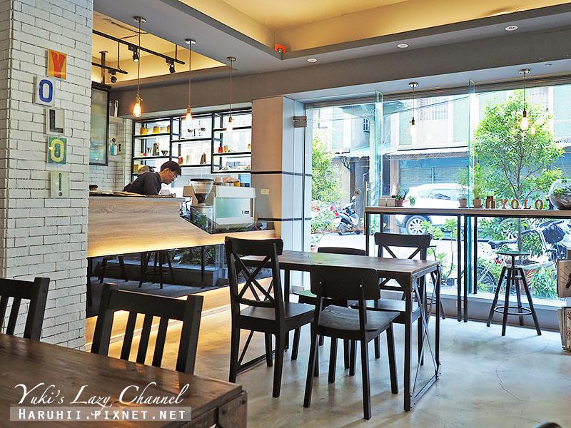 有樂咖啡YOLO Cafe13
