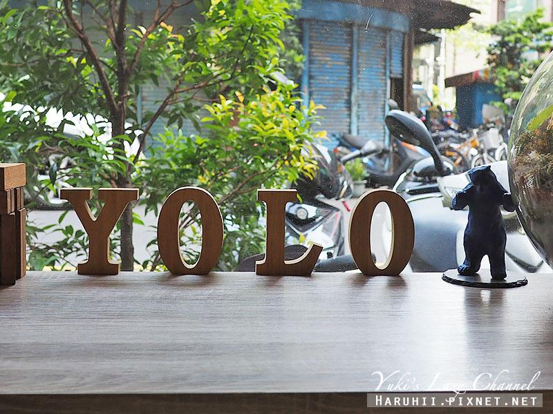 有樂咖啡YOLO Cafe18