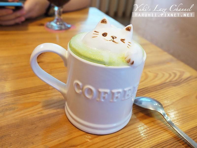 台中貓旅行咖啡17