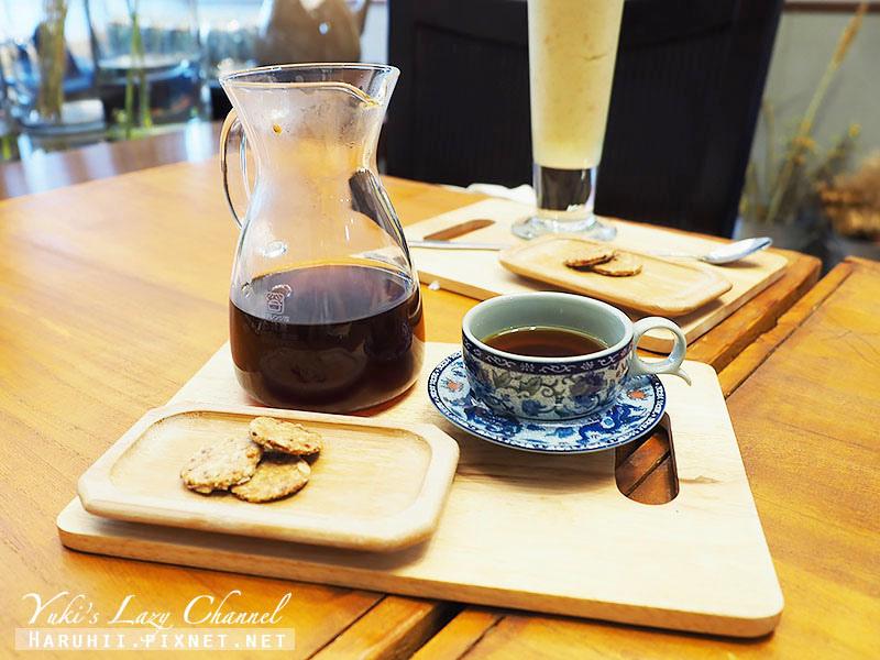 桂舍花房民生社區咖啡33