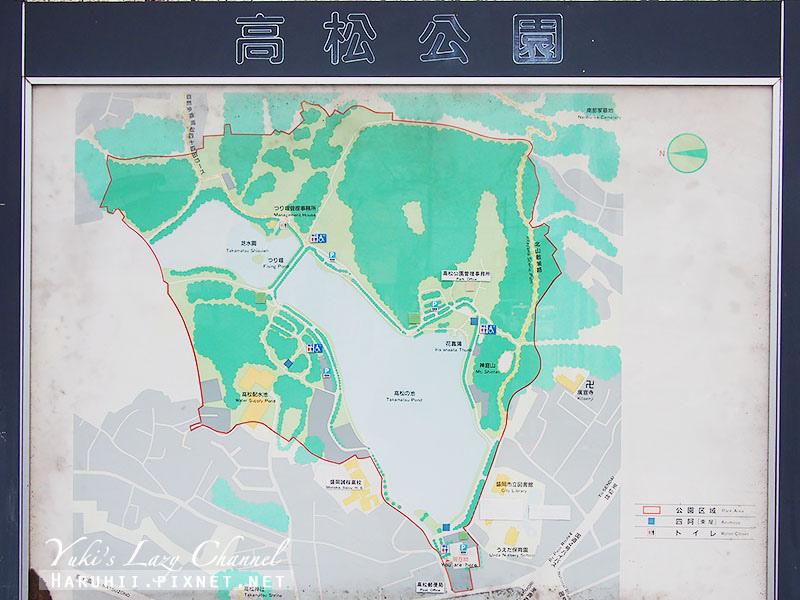 盛岡高松公園賞櫻3