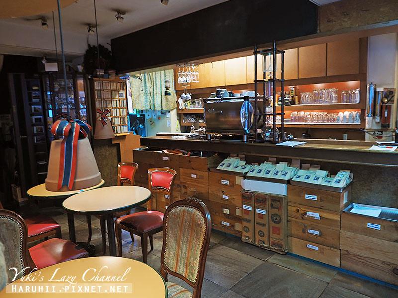 公館雪可屋咖啡1