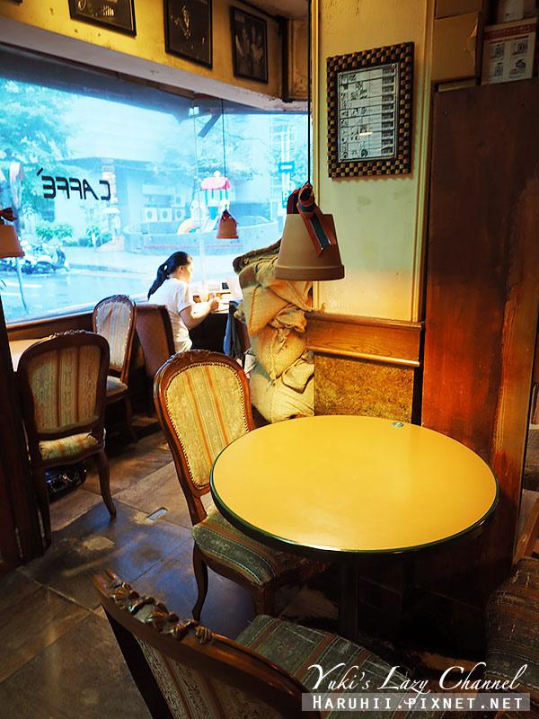 公館雪可屋咖啡4